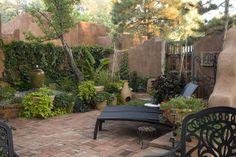 water wise meditteranean gardens | mediterranean patio by Clemens & Associates Inc.