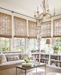 Comfy Modern Farmhouse Sunroom Decor Ideas - Home Decoration