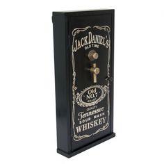 Designová skříňka na klíče Old Whiskey - ModHome