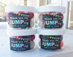 Jump Invitation Printable or Printed with FREE by ThatPartyChick For all your Trampolines Visit https://www.froggiestrampolines.com.au