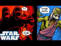 Spread the love - Compartir en Redes Sociales Maul CRUSHES The Heart of An Old Man – Star Wars Comics Explained Today Maul uses Force Crush to explode the heart of an Old Man who discovered his real identity, he got rid of him just