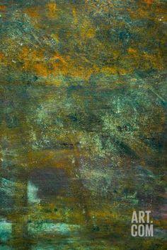 Metal Abstract I Art Print by Jean-François Dupuis at Art.com