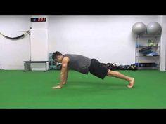 78.【筋トレ】1分間〜ながらトレーニング -Extended Plank-