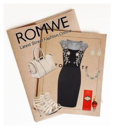"""""""Romwe II/10"""" by m-sisic ❤ liked on Polyvore featuring Shourouk"""
