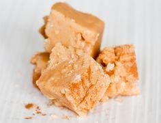 Cinnamon Apple Fudge