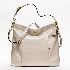 Madison Leather Isabelle from Coach @Metropolis @Metropolisatmet #Findwhatyoulove