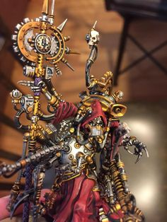 Cawl commission finished- wh40k - Album on Imgur