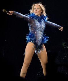 Durchtrainiert, schön und sexy: Endlich ist Helene wieder auf Tour