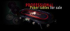 Custom poker tables, cheap casino poker table for sale on Toppokertables