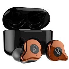 Sabbat TWS Wireless Bluetooth 5 0 HIFI Stereo Earphones 5