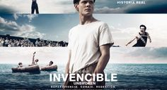 Unbroken es una película dramática-bélica estadounidense, producida y dirigida por Angelina Jolie. a película se basa en el libro de 2010 Unbroken: A World War II Story of Survival, Resilience, and Redemption, de Laura Hillenbrand, en el cual la escritora narra la vida del atleta olímpico Louis Zamperini
