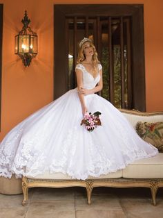 Vestido de noiva modelo: Magnólia 26