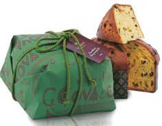 Panettone without candied fruits (1kg) //