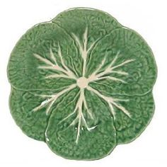 "Majolica Bordallo Pinheiro Cabbage Ceramic Dinner Plate Green 10 1/4""d Set / 2 Bordallo Pinheiro http://www.amazon.com/dp/B002NNPLKQ/ref=cm_sw_r_pi_dp_9ZIVtb1WK75PKWAD"