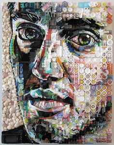. . . . . How to Recycle: Amazing Artworks from Recycled Objects