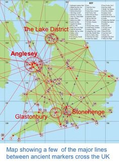Ley Lines Arizona Map.24 Best Earth Energy Leylines Images Ley Lines England Ancient