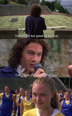 10 Things I Hate About You..one of my favorite scenes in any movie.