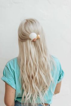 Details about  /Starfish Girls Crystal Hair Accessories Ponytail Holders Big Hairpins Hair Claw