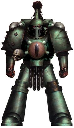 Warhammer 40k Horus Heresy Sons of Horus Seargent