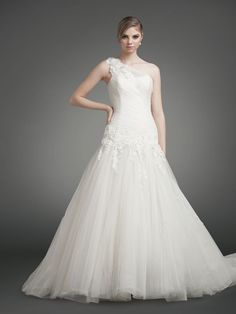 M35 BLUE BY ENZOANI FLORO  SZ 12 IVORY in stock ready to ship... call today #wefindit4u ebay id #dianapetersen #weddingdress4less #completebridal.com