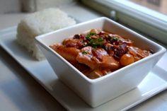 Gode gryderetter | mørbradgryde med champignon, perleløg og bacon | foodfanatics opskrifter