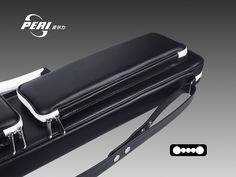 PERI FEIYI 2X4 and 2x3 NEW POOL CUE CASE 1.hold 2 butts 4 shafts for pool cue and 2 butts 3 shafts for carom cue 2. Black and white leather soft material 3. shoulder strap adjustable  4. USD150 shipping to the world 5.we can accept PAYPAL or WESTERN UNION