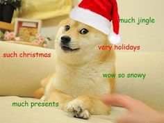 Much presents....I'm sorry I'm like spamming with all the doge...BUT ITS JUST ADDICTING!,