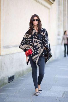 The top 8 street style trends to work into your fall wardrobe: