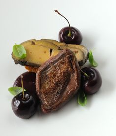This pigeon recipe from Luke Holder is a rich and sumptuous dish, best served to those who aren't shy about intense flavour.