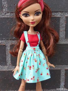 Outfit for Ever After High dolls.