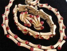 dating vintage trifari jewelry sets