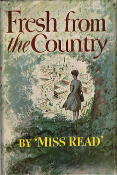 I don't recall for sure how I came across this lesser-known gem from the author of the Fairacre and Thrush Green books. Vintage Book Covers, Vintage Books, My Books, Books To Read, Green Books, Book Cover Art, Reading Material, Book Nooks, Classic Books