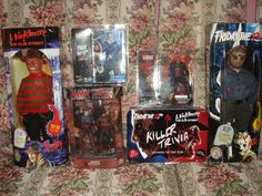 jason vs freddy set
