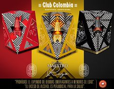 "Check out new work on my @Behance portfolio: ""Club Colombia // Colección homenaje al maestro Rayo"" http://be.net/gallery/62403223/Club-Colombia-Coleccion-homenaje-al-maestro-Rayo"