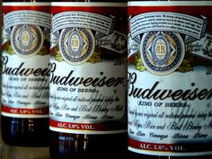 Budweiser's ingredients were a secret up till now, but the company that makes one of the world's most popular beers changed all that. #beer