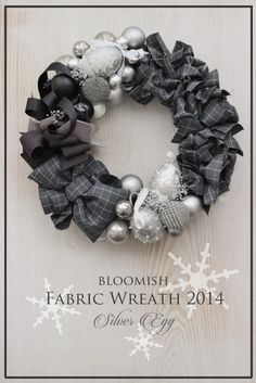 【募集】クリスマス・レッスン 2014 の画像 bloomish東京・自由が丘・田園調布プリザーブドフラワー教室アーティフィシャルフラワー教室