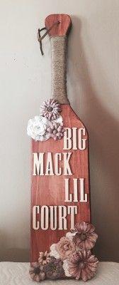 Best Big/Little sorority paddles #sorority #biglittle