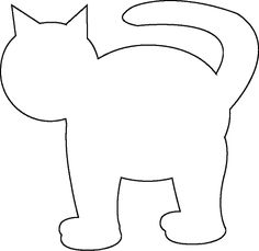 Cat template
