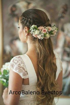 34 Mejores Imagenes De Tocados Flores Bridal Headpieces Wedding