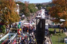 Fall Festival (Octoberfest)  Ellicottville, NY October 12th-13th 2013. See you tomorrow!