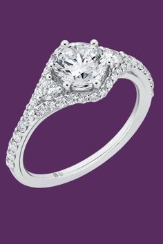 What sets the Bella Ponte collection apart from other rings you'll find? Dream Engagement Rings, Engagement Ring Settings, Dream Wedding, Wedding Stuff, Wedding Ideas, Design Your Own Ring, Proposal Ring, Beautiful Rings, Diamond Rings