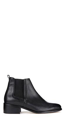 Beaufort Flat Chelsea Boot