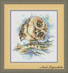 This funny cross stitch pattern will easily change your mood in a better way. The owl embroidery can also be a great gift idea, looks perfectly on the table or wall. Owl Embroidery, Funny Embroidery, Cross Stitch Embroidery, Embroidery Designs, Cross Stitch Owl, Cross Stitch Animals, Cross Stitching, Funny Cross Stitch Patterns, Vintage Cross Stitches