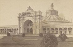 Old Photographs, World's Fair, Vienna, Old World, Taj Mahal, History, Travel, Economics, Destinations