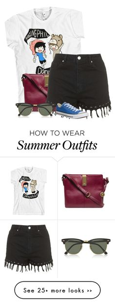 """""""Dan and Phil Inspired Summer Outfit"""" by wolfey201 on Polyvore"""