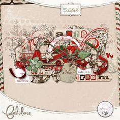 Fabulous [LDFabulous] - €2.80 : My Scrap Art Digital, Passion for Digital Scrapbooking
