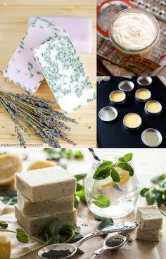 Jabon casero / Receta Cosmetica natural DIY / Homemade natural cosmetics / soap / lip balm / balsamo labial