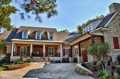 Tab Premium Built Homes - Gallery - New Bern River Home