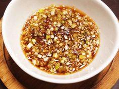 【祖母レシピのメモ】湯豆腐のたれの画像