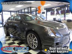 2009 CADILLAC CTS-V  178 Miles Detroit, MI | Used Cars Loan By Phone: 313-214-2761 This vehicle was a special order right down to the paint.Driven directly from the dealer to it,s home in Grosse Point Farms taken to the Hill a couple of times.This vehicle truly has only 178 miles.